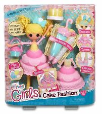 Lalaloopsy Girls - CANDLE SLICE O' CAKE Doll - Cake Fashion - NEW