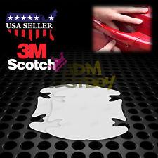 2PCs 3M Scotchguard Clear Door Handle Paint Scratch Protection Guard Film Bra