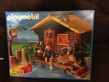Playmobil Log Cabin Leisure Play Set 5918 SEALED