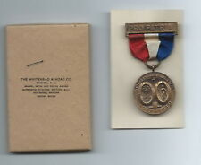 Original Ww1 Victory Medal From South Carolina In Box