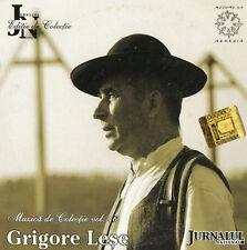 Romania CD Music Grigore Lese Maramures Bukowina