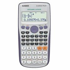 Casio FX-100AU PLUS Scientific Calculator Mathematics Science High School Uni