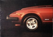 Datsun 280ZX Sales Brochure - March 1979