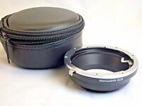 Mamiya 645 Sekor-C N mount Lens to Canon EOS EF  adapter Ring EF-S 7D 5D Cameras