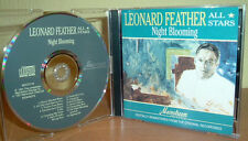 LEONARD FEATHER - Night Blooming  (Digitally Remastered from Orig. Recordings)