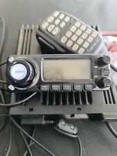 ICOM IC-208H Remote Head Dual Bander  512ch Wideband VHF AND UHF