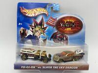 Hot Wheels Yu-Gi-Oh vs. Slifer the Sky Dragon 1/64 Scale FREE SHIPPING