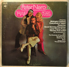 Peter Nero Hits from Hair to Hollywood LP NM Vinyl Piano Pop Aqaurius Romeo & J