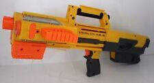 Nerf N-Strike Deploy - light-up laser red spot sight, fold up gun