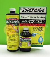 SUPERTHRIVE 4oz 16oz (1 Pint) Plant Vitamins & Hormones Cuttings Transplanting