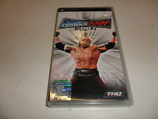 PlayStation Portable PSP  WWE Smackdown vs. Raw 2007