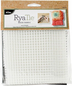 "Bucilla RyaTie Mesh Fabric 24""X30""-4 Count"