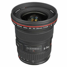 Canon EF 16-35mm F/2.8 L II USM Wide Angle Zoom Lens - Bulk package