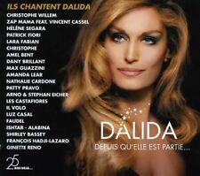 CD de musique album Dalida sur album