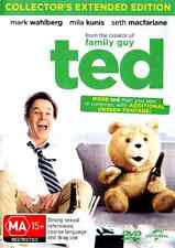 TED New Dvd MARK WAHLBERG MILA KUNIS ***