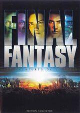 Final Fantasy, Les Créatures de l'Esprit - Edition Collector 2 DVD