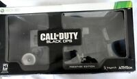 Call of Duty Black Ops Prestige Edition Xbox 360 in box (as is condition)
