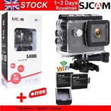 100% SJCAM SJ4000 WIFI HD 12MP Sports Action Cam Recording Camera 30M Waterproof