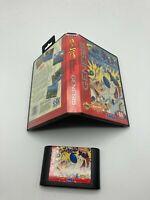 Sega Genesis Cart Case No Manual Ren & Stimpy Show Presents: Stimpy's Invention