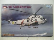 Dragon Smart Kit 1/72 Sh-3H Sub-Hunter Helicopter #5114 factory sealed