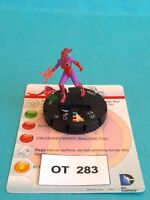 RPG/Supers - Wizkids Heroclix - Laira, Red Lantern (with card) - OT283