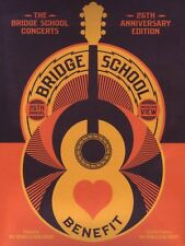 The Bridge School concerts 25th anniversary edition 3 DVD New Bruce Springsteen
