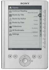 Sony e-Reader Pocket Edition Silver PRS-300SC eBook Reader