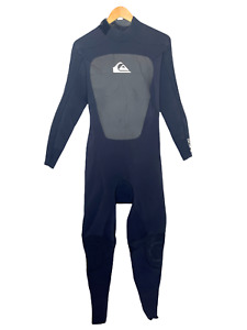 Quiksilver Mens Full Wetsuit Size 3XL Syncro 3/2 XXXL - Excellent Condition!