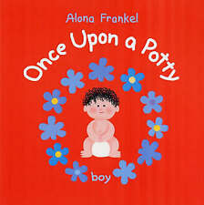 *BRAND NEW* ONCE UPON A POTTY - BOY (Childrens Book, Toilet Training)