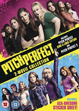 Pitch Perfect 2 Movie Collection  DVD NEW