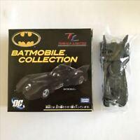 TAKARA TOMY Tomica Batman Collection DC Diecast Metal Toy Car - Batmobile