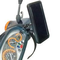 Scooter Col Montage Support & Tigra Fitclic Neo Étanche Étui Pour Iphone X