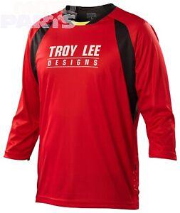 Jersey TroyLeeDesigns Ruckus Spek, red, size S, XL