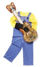 Despicable Me Minion Dave Fancy Dress Costume Sound Age 5/6 Years