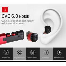 True Wireless Bluetooth 4.2 Mini Twins Stereo In-Ear Headset Earphone Earbuds UK