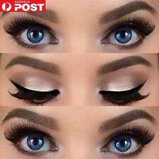 Set Smokey Smoky Winged Cat Eyes Eyeliner Stencils Eye Liner Makeup Top Bottom