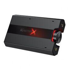 NEW Creative Sound BlasterX G5 Portable Gaming Hi-res Windows Mac PS4 SBX-G5