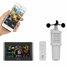 New listing V21-Wth La Crosse Technology Wireless Remote Monitoring Wind Weather Station-