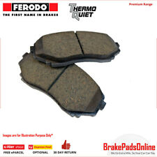 Genuine FERODO Brake Pads DB1393RTQ - DB1393FTQ