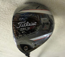 LH - Titleist 913F 4/17* Wood w/Bassara 45 Hi Ladies Graphite Shaft