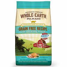 Whole Earth Farms Grain Free Real Turkey & Duck Cat Food