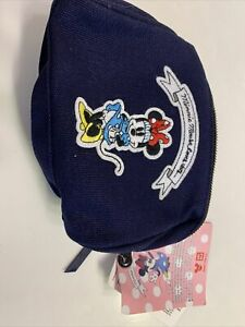 Disney Mickey Minnie Mouse Mini Clutch Bag