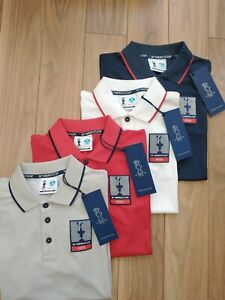 North Sails Prada Americas Cup Mens Auckland Polo Shirt  S M L XL 2X 3X  RRP £95