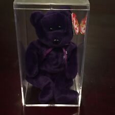 Limited Edition Rare Ty Princess Diana Beanie Baby No Space No Number with Gift
