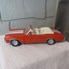 Maisto 1971 Chevy Chevelle SS 454 Convertible 1:18 Scale Diecast Metal Model Car