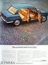 Triumph '1300' 1969 Car Advert (523E) Original Auto Print Ad