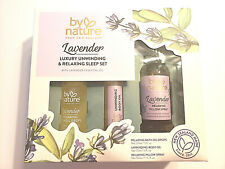 By Nature New Zealand Lavender Luxury Unwinding and Relaxing Sleep Set-FREE SHIP