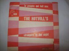 """7"""" Single P/S 45 - THE HOTVILL'S - LA POUPÉE QUI FAIT NON - Brazil"""