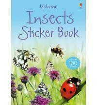 Insects Sticker Book by Anthony Wootton (Paperback, 2010)