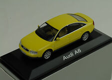 Audi A5 C5 1998 - 2001 jaune 1:43 Minichamps